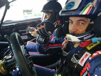 Corrado Fontana Nicola Arena (Hyundai i20 WRC, HMI #3), CAMPIONATO ITALIANO WRC